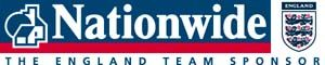 Nationwide England Team Sponsors Logo