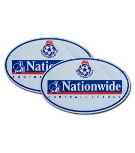 Nationwide Football League Badges