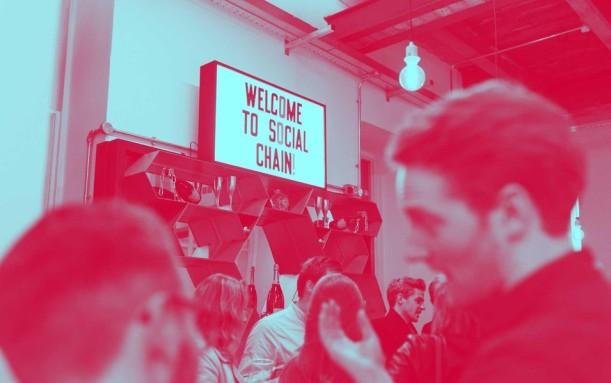 Social Chain Environment
